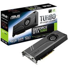 ASUS TURBO-GTX1060-6GB GDDR5 Graphics Card